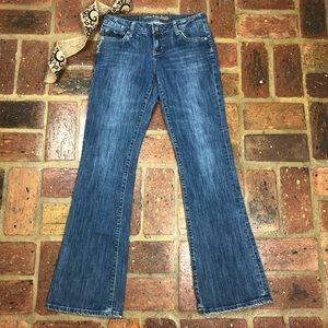 "AMERICAN EAGLE ""HIPSTER"" JEANS"